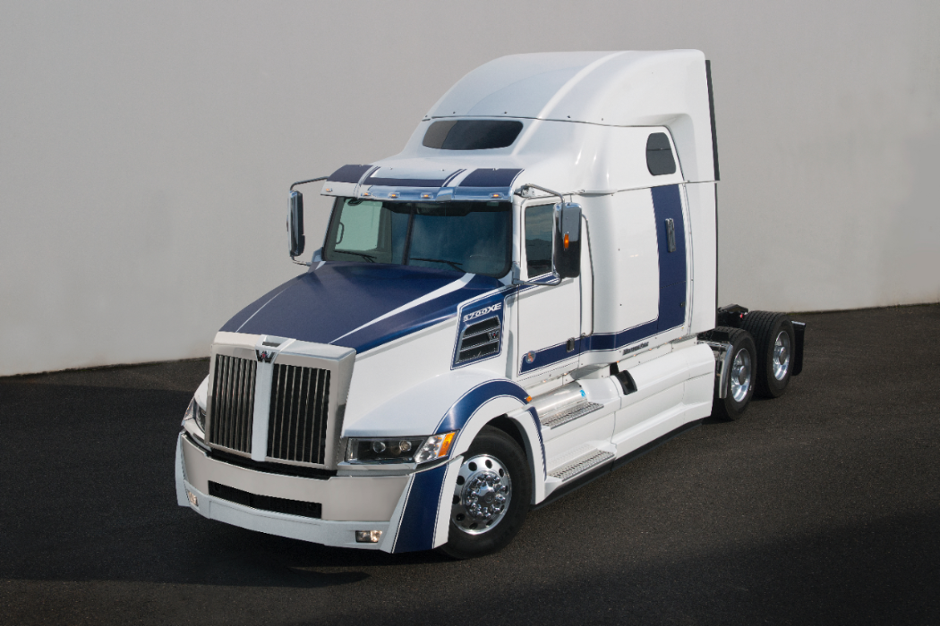 New Graphics Package Available To Customize Western Star 5700xe