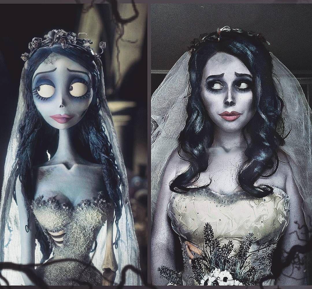 циркумфлекс on Corpse bride makeup, Cool halloween