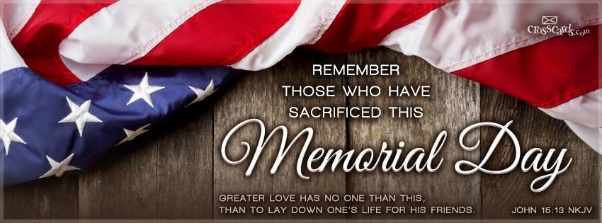memorial day timeline photos