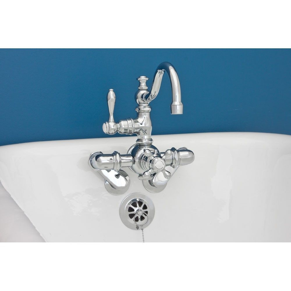 Strom Plumbing Thermostatic Arch Spout Tub Faucet | Pinterest | Tap ...