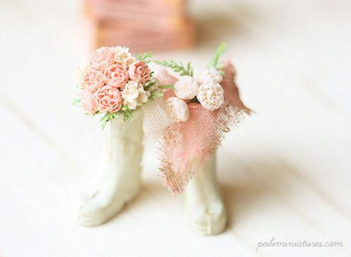 dollhouse flowers | Tumblr