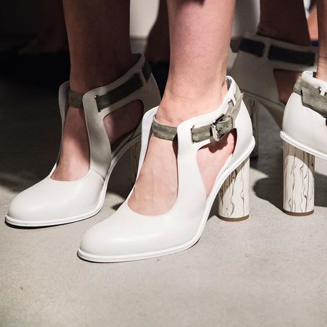 Introducing SUNO shoes. Photo by Joshua Woods.