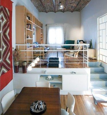 Un ph reciclado decoracion dise o casas muebles for Decoracion casas 55 metros