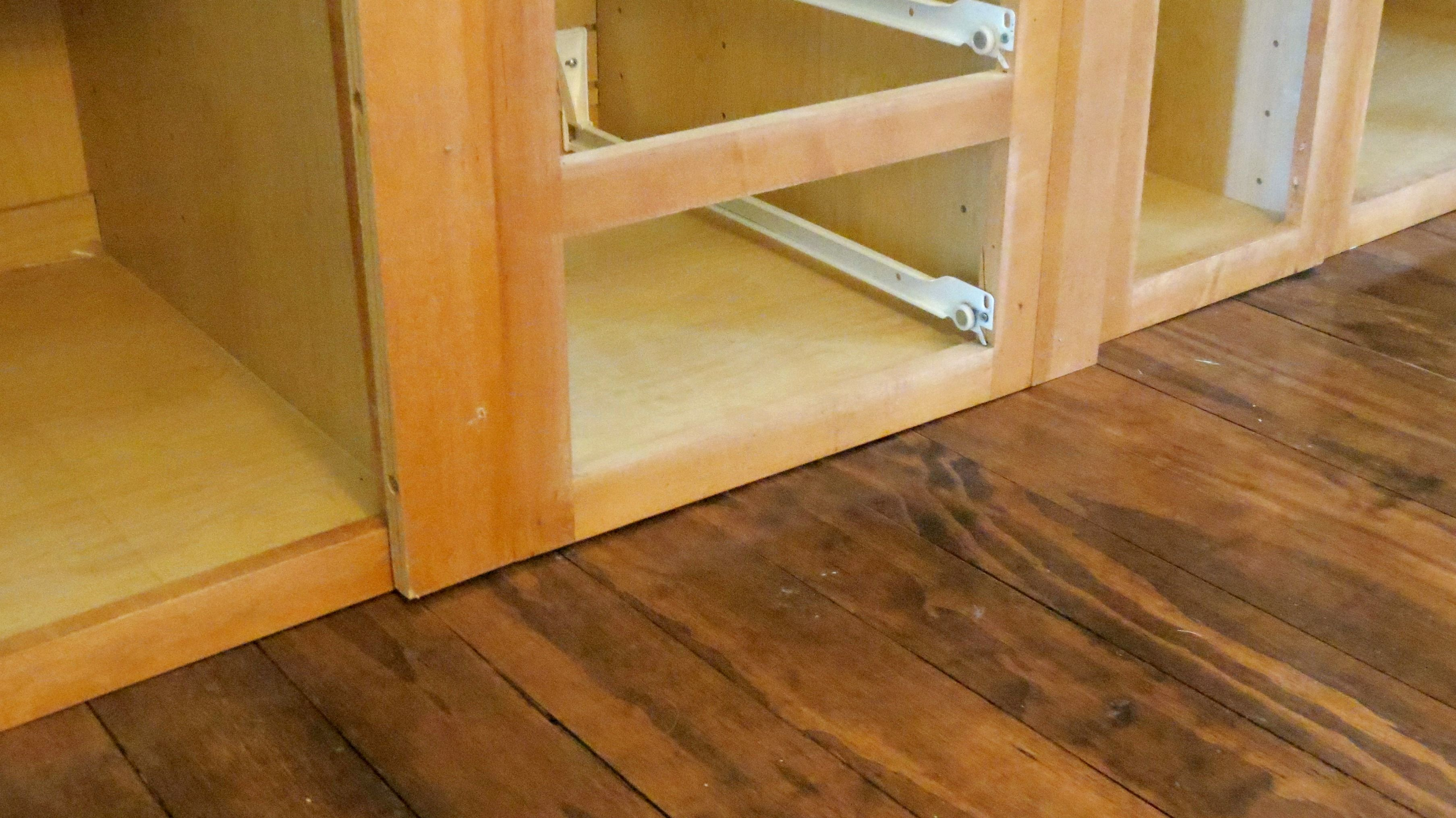 Bedrooms · Replace Cabinet Kickplate ...