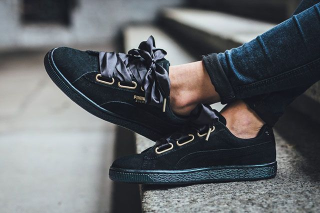 Pin by Tihana Veljačić on My Style | Puma suede, Suede