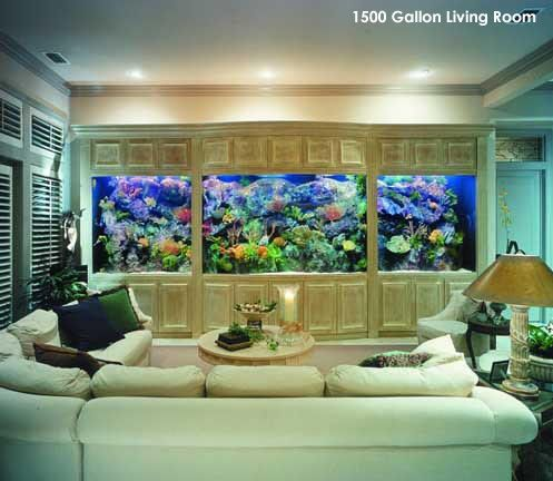 Beautiful Aquarium In Living Room Design Ideas Interior Design | Aquariums  | Pinterest | Aquariums, Google Images And Fish Tanks