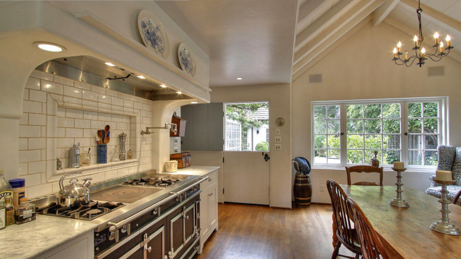 English country style by the way cottage carmel by the for English country cottage kitchen