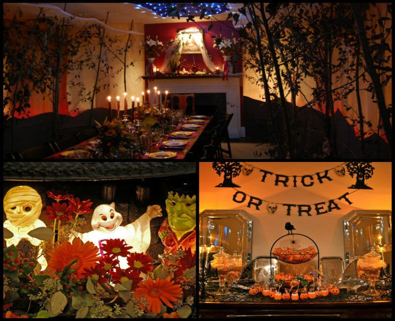 Halloween Theme Party.Some Spooky Ideas For Throwing An Epic Halloween Party Some Spooky