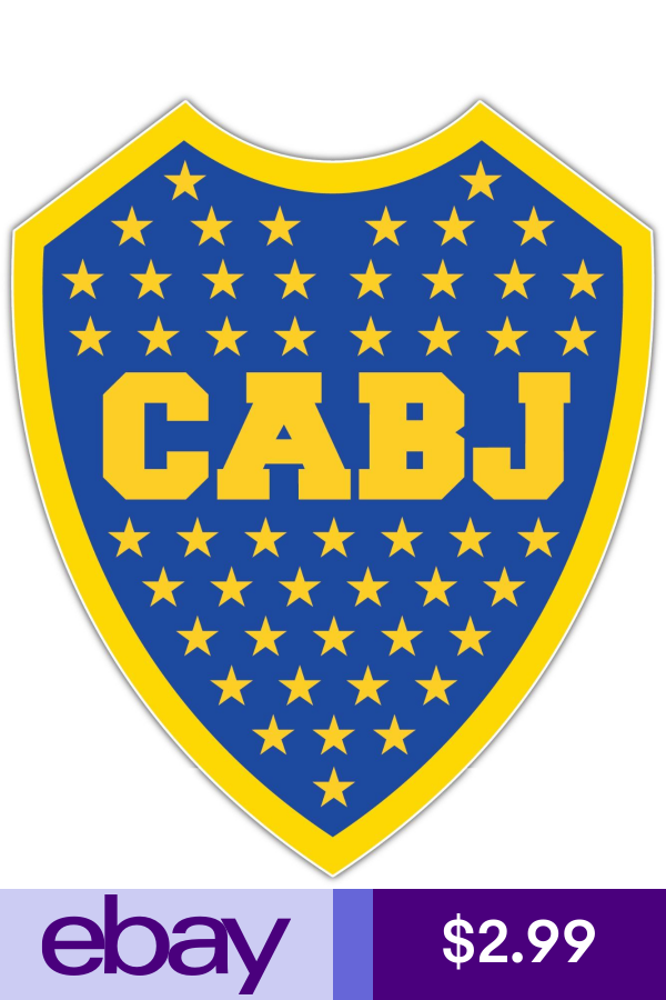 Boca Juniors Football Club Metal Car License Plate Argentian Soccer Auto Car Novelty Accessories License Plate Art