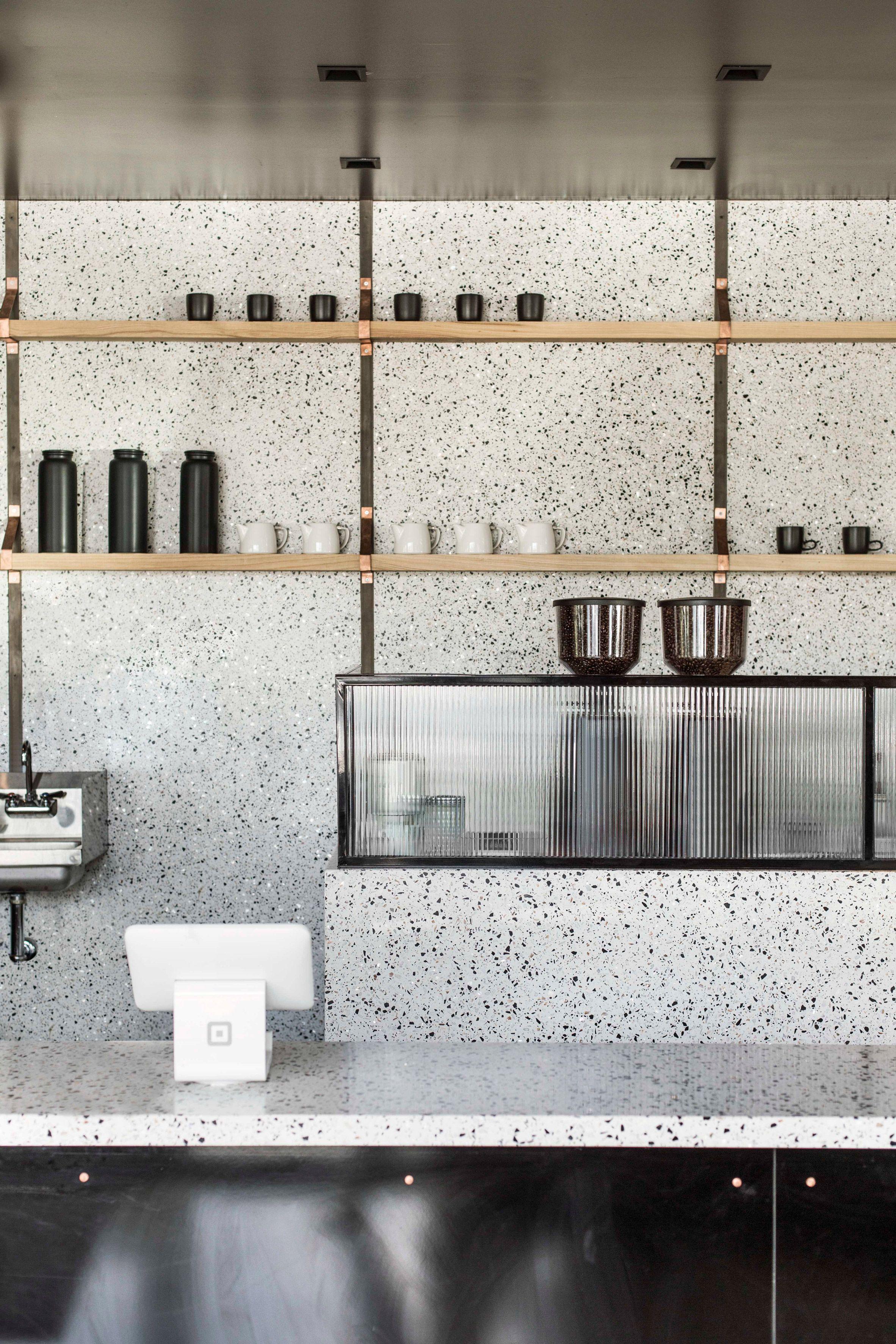 Coffeebar By Walker Warner And Nicole Hollis Cafe Interior Design Cafe Interior Cafe Design