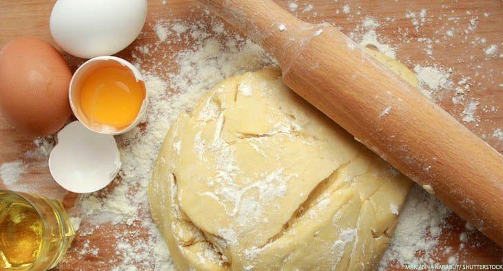 Hefeteig-Grundrezept und Tipps | Backen macht glücklich #rührteiggrundrezept