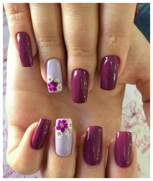 31 Best Nails Ideas For Spring 2019 00063 Armaweb07 Com Floral