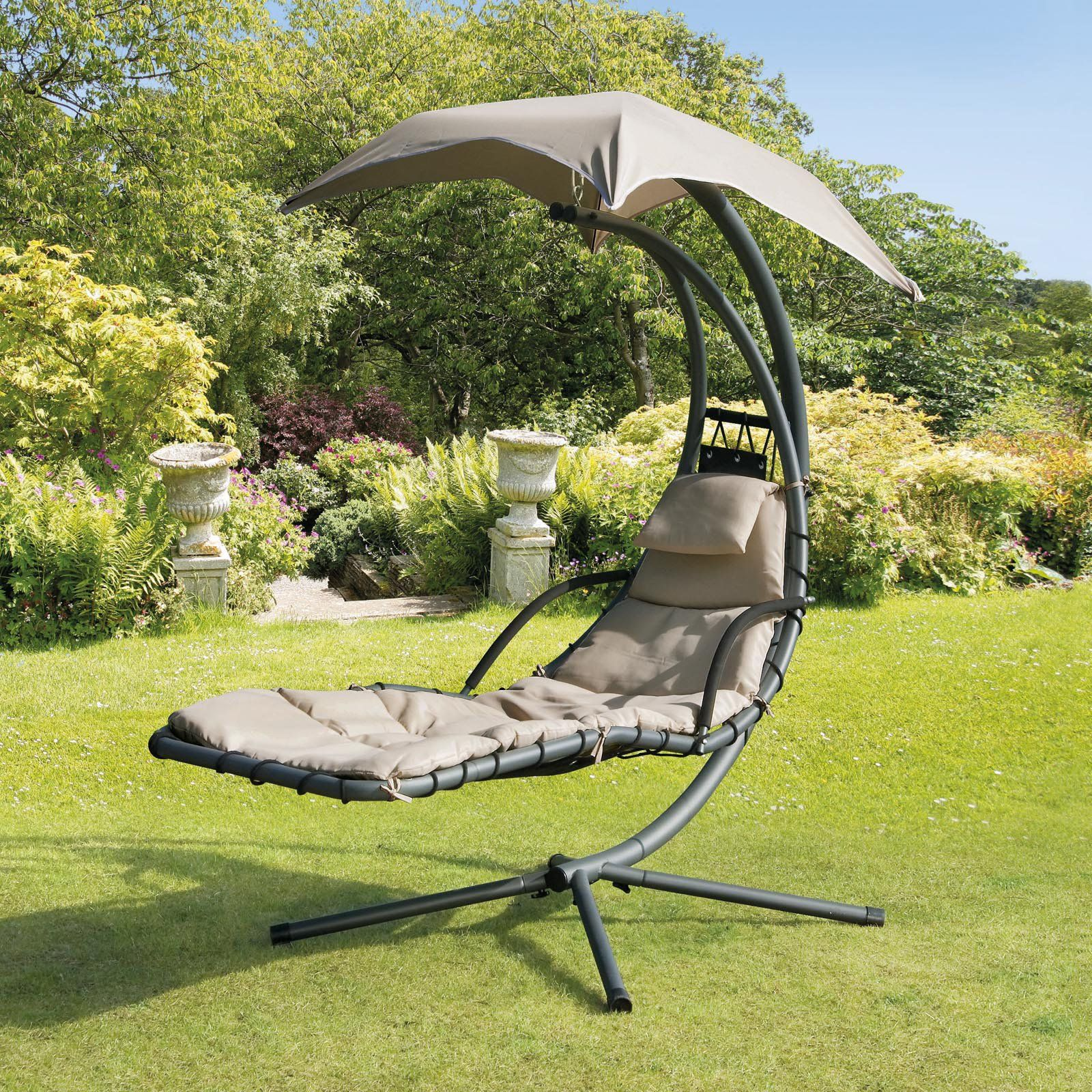 Transcontinental Outdoor Helicopter Swing Hammock Chair And Stand | From  Hayneedle.com