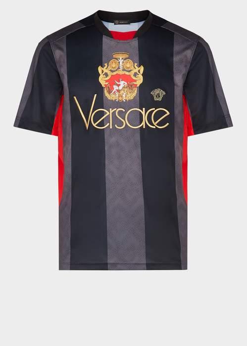 9be7268fe Versace Vintage Logo Tifoso T-Shirt