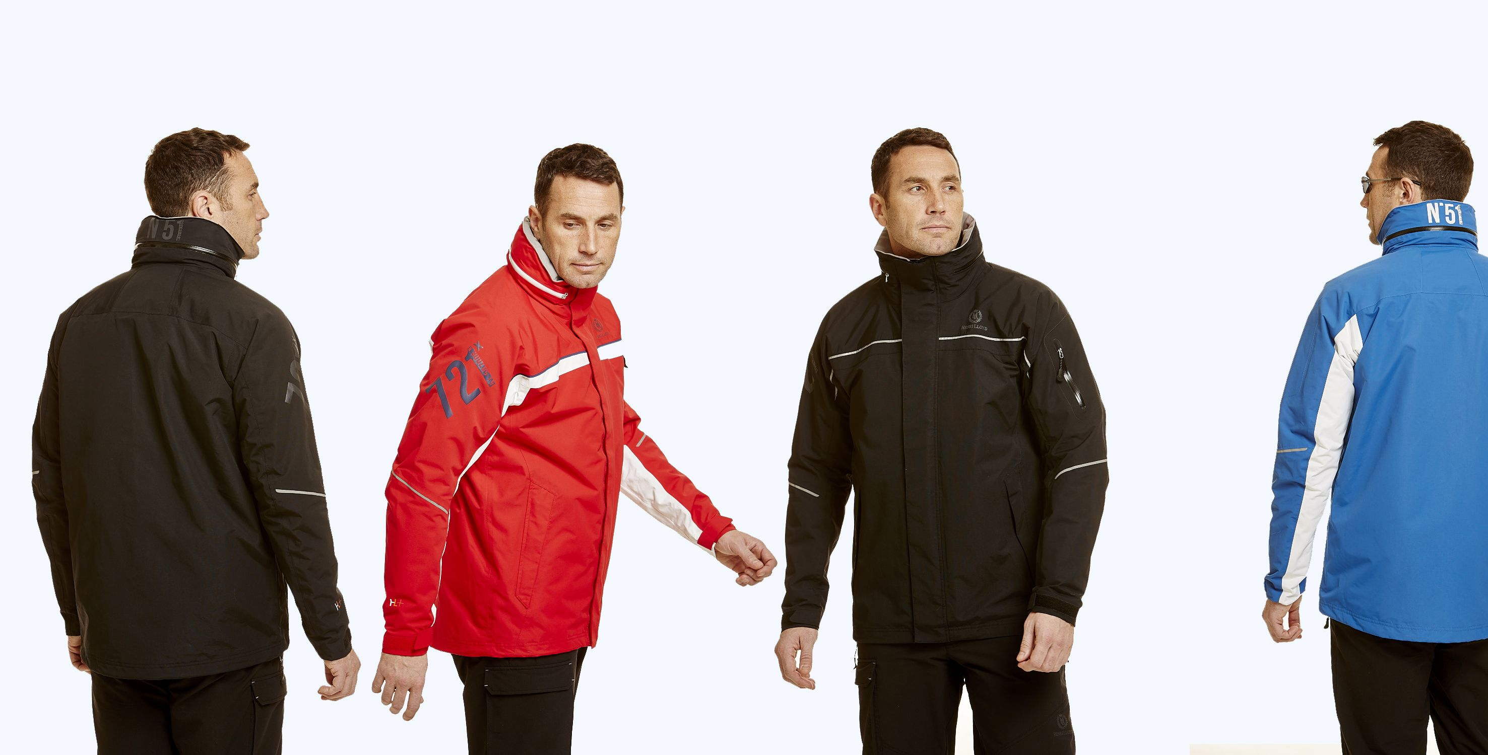 437df8db22655 Our Sail Jacket is great for Inshore Coastal sailing for both Men and  Women. Henri Lloyd Sailing 2016