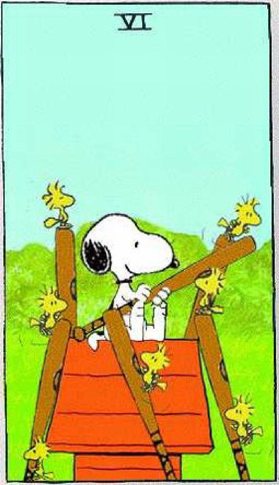 Snoopy woodstock and friends doing construction on snoopy 39 s doghouse woodstock and snoopy - Charlie brown bilder ...
