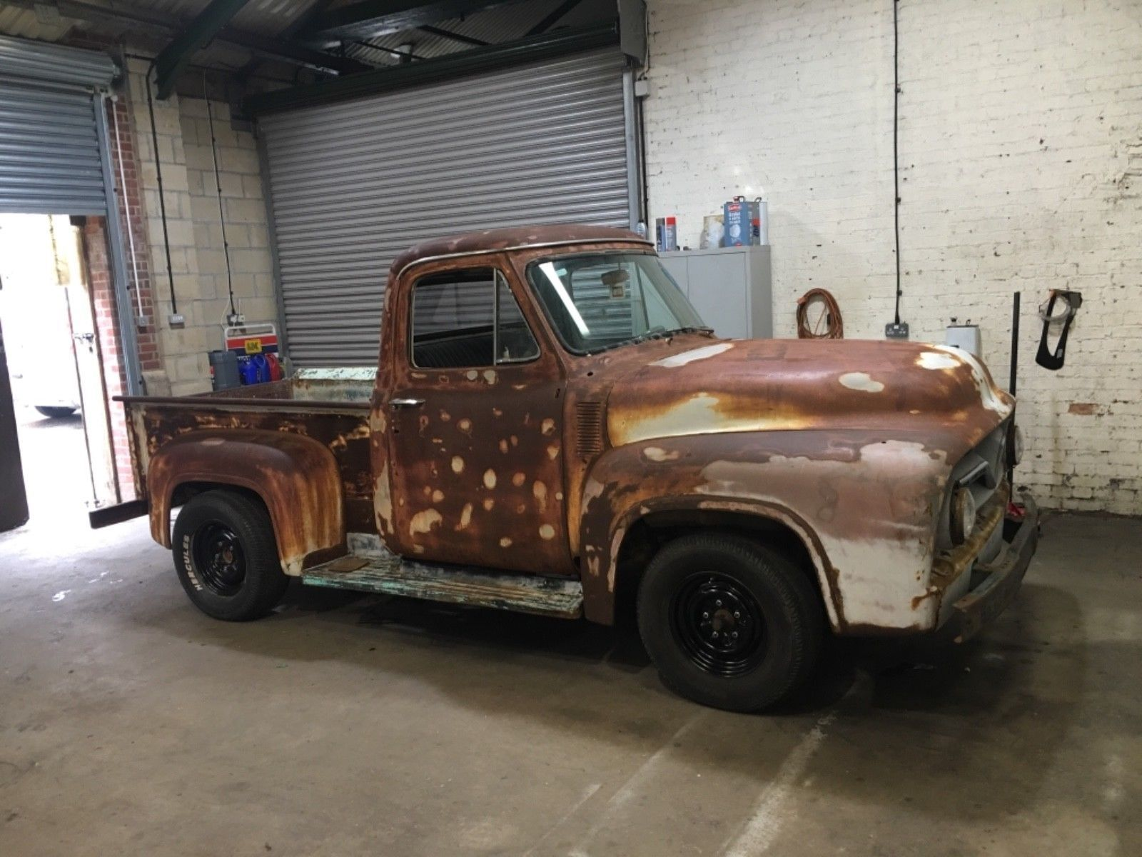 Ebay 1955 Ford F100 V8 Pre 1960s Cars Pinterest Trucks Project