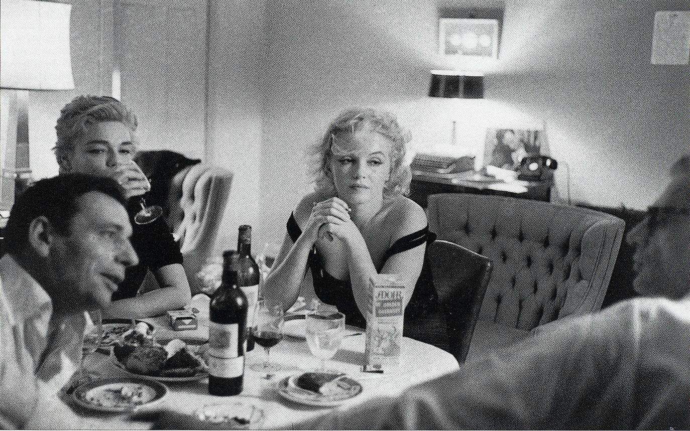 Janvier Vrier 1960 Beverly Hills Hotel - Divine