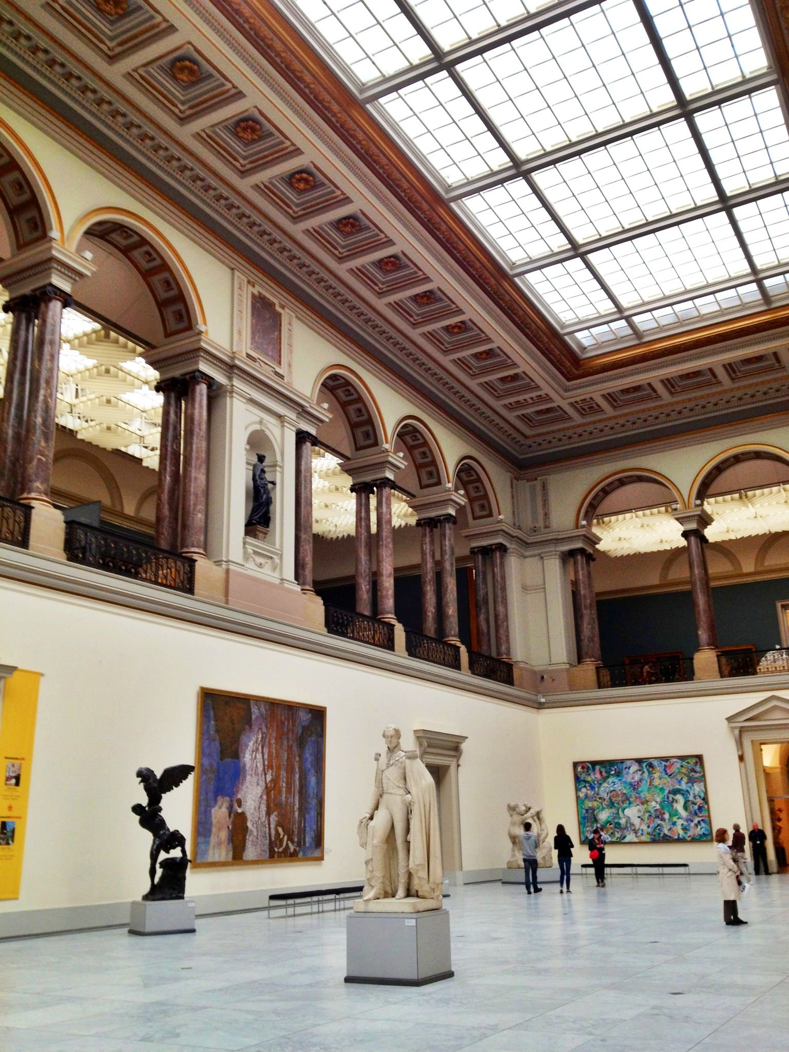 Belgian Museum Of Fine Arts World Belgium
