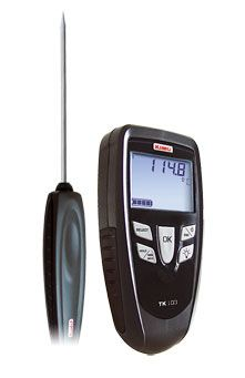 http://www.pjboner.com/products-page/kimo/tk100-thermocouple-thermometers/ - The TK100 Thermocouple Thermometers range from PJ Boner. PJ Boner are instrumentation, weighing and automation specialists. For more on our handheld thermometers & all products, please visit our website.