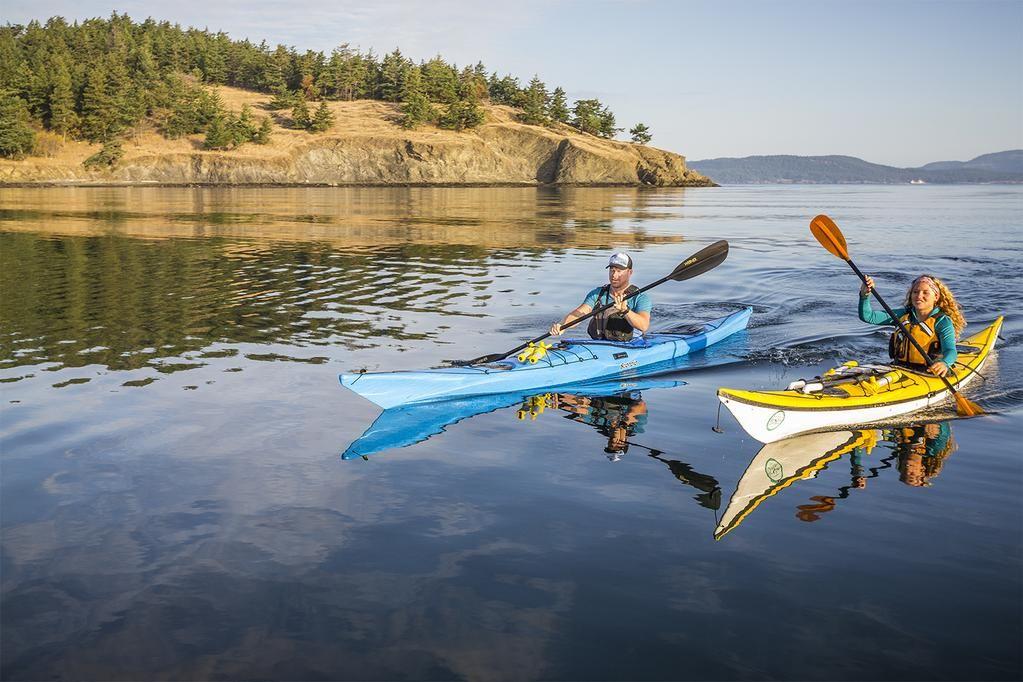 REI on Kayaking, Kayak camping, Outdoors adventure