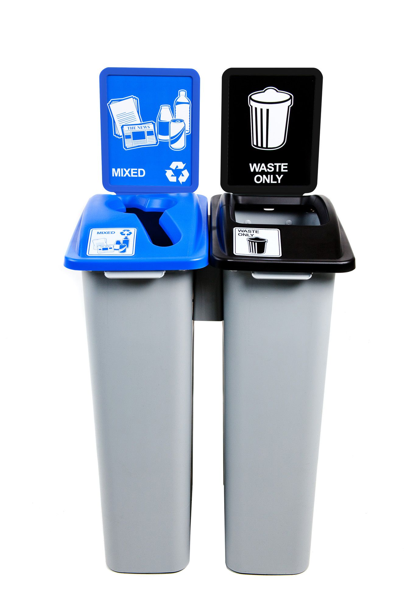 Waste Watcher Double Recycling and Waste Station | restaurant ...