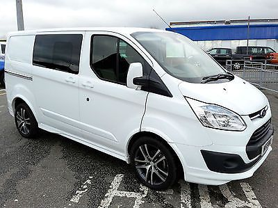 13e784aed8b1cb Details about 2018 Ford Transit Custom Limited 2.0TDCi ( 130PS ...