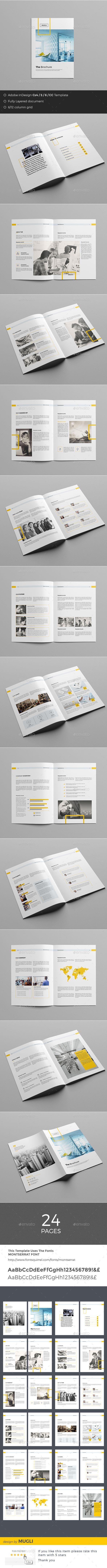 The Brochure | Revistas, Artículos de revistas y Diseño editorial
