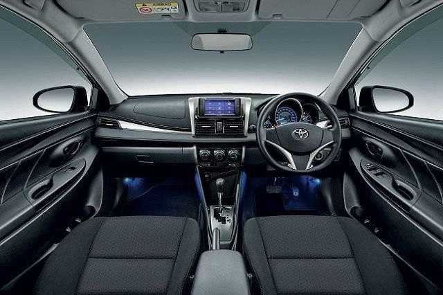 2018 Toyota Vios Interior Toyota Vios Toyota Suv Reviews