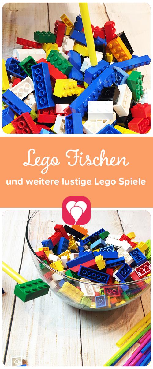Eine Lego Party Zum Kindergeburtstag Und Du Suchst Noch Nach