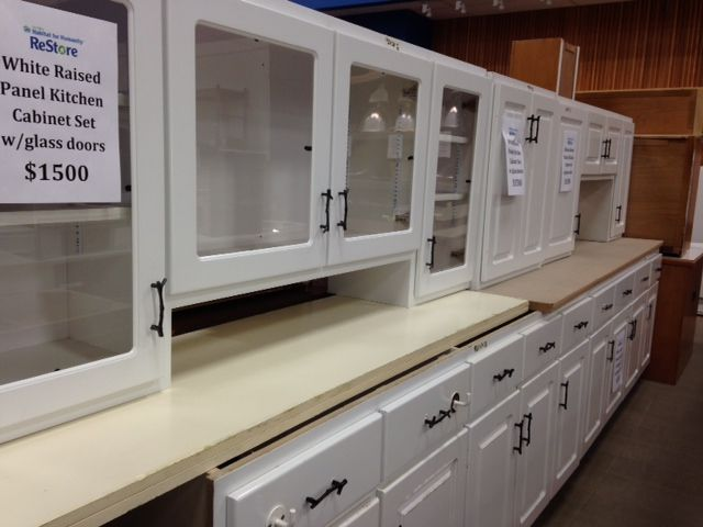 Kitchen Cabinets #ReStore #aurora #kitchencabinets #diy # ...