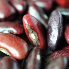 Add baking soda to beans to cut down on gas.