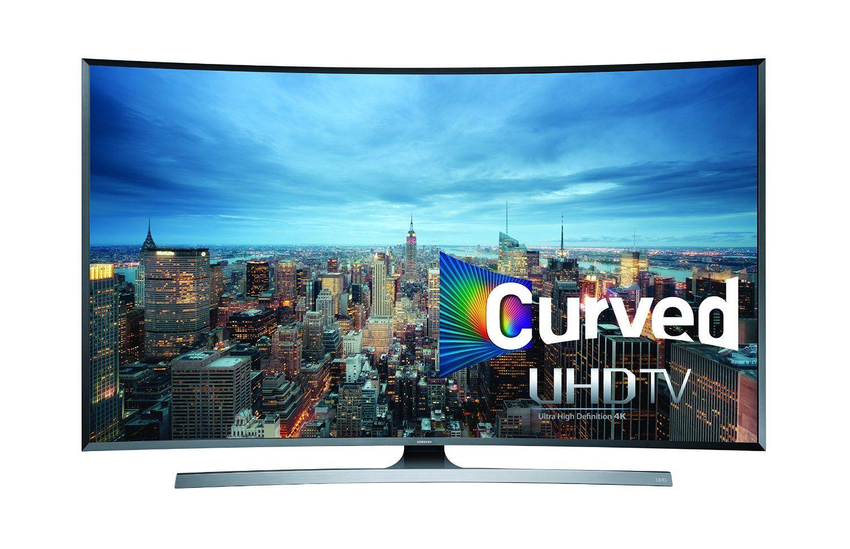 10 Samsung Un48ju7500 Curved 48 Inch 4k Ultra Hd 3d Smart Led Tv 4k Ultra Hd Tvs Curved Tvs Samsung Tvs