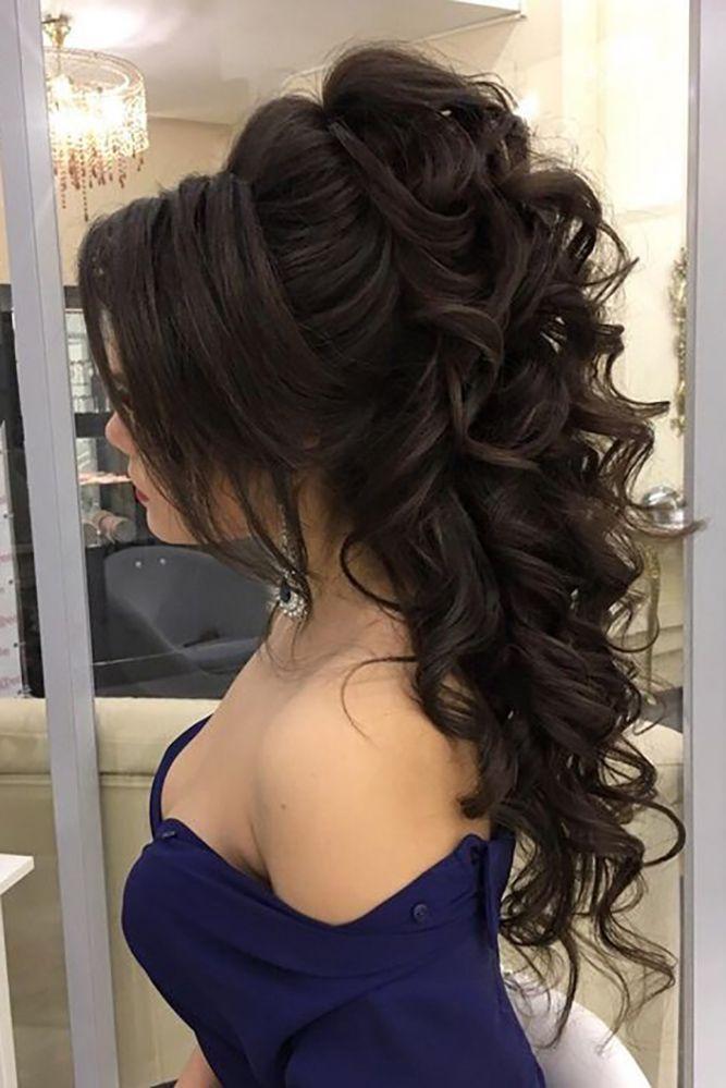 Wedding hairstyles 2018 long hair