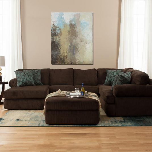 Scottsdale 2 Sectional Jerome S Furniture