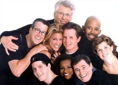 Spin City Cast Spin City Television Show Lost Tv Show