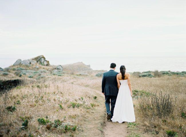 Sea Ranch California Wedding California Wedding Sea Ranch California Romantic Wedding Photos