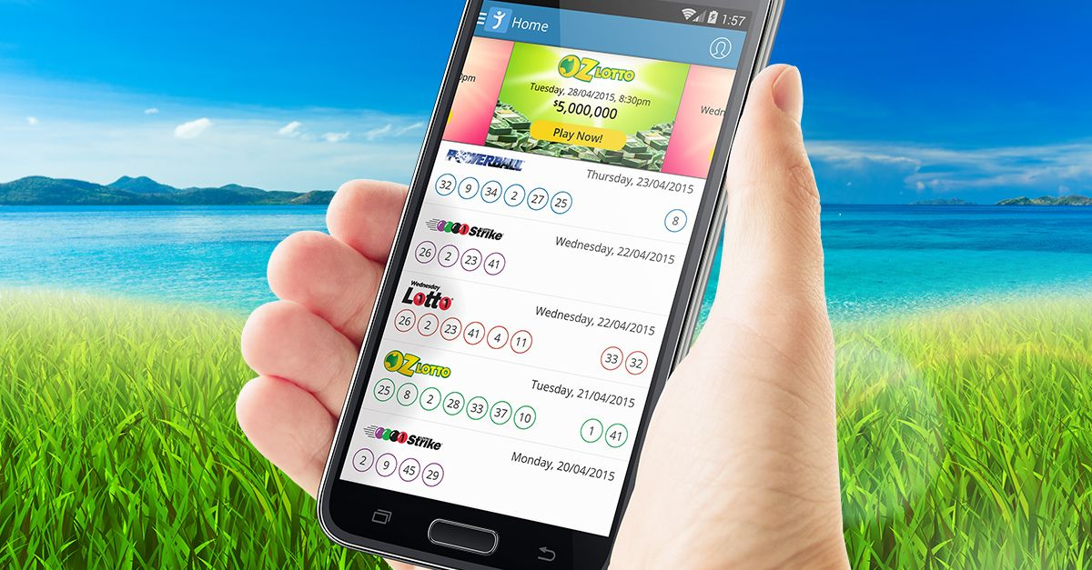 We recently revealed our Apple Watch app, now here's one for the Android fans! You can now enjoy the online lotto experience from your Android device with the release of the official Oz Lotteries app. The download link can be found in the article - happy days!