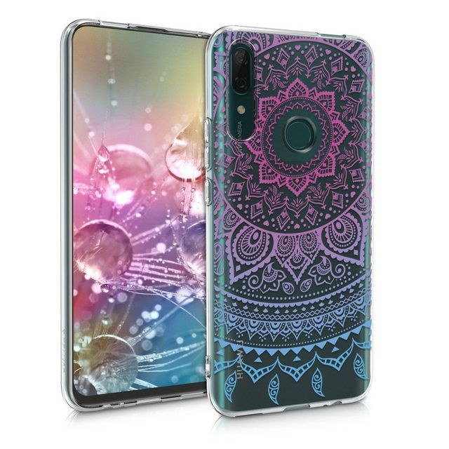 Handyhulle Hulle Fur Huawei P Smart Z Tpu Silikon Handy Schutzhulle Cover Case Indische Sonne D In 2020 Handy Schutzhulle Schutzhulle Und Cover