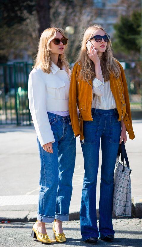 Pingl Par Fasilol Sur Denim Pinterest Chic V Tements Et Mode