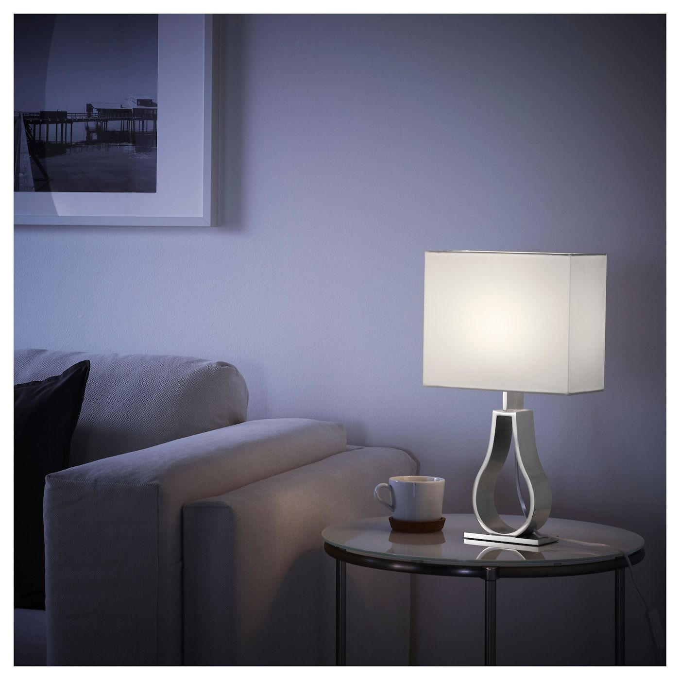 Lampe Mit Touchdimmer Ikea Ps Maskros Hngeleuchte With Lampe Mit Ikea Schlafzimmer Tischlampe