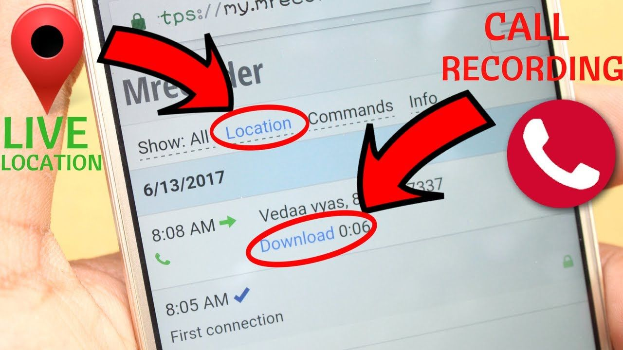 Record Other People Phone Calls Using Your Mobile Secretly