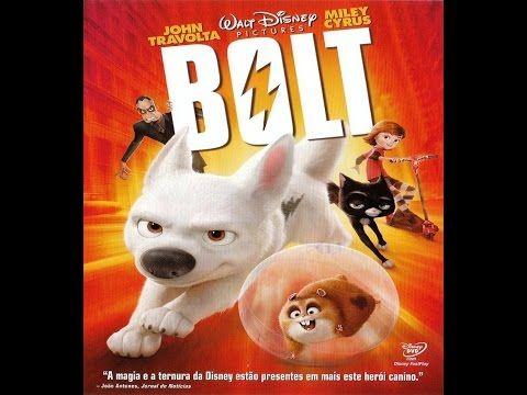 Filmes completos Bolt Supercao ღ  Desenhos animados em portugues completos