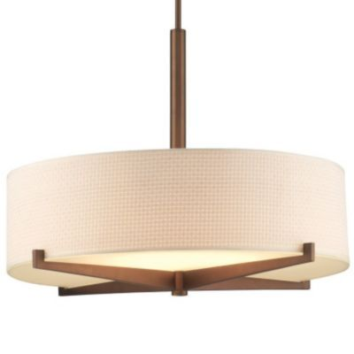 Beautiful Fisher Island Drum Pendant By Forecast Lighting Photo
