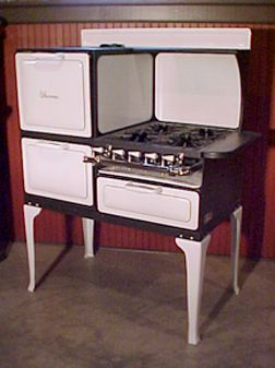 1920s Wedgewood Gas Range | Old Stoves | Antique stove