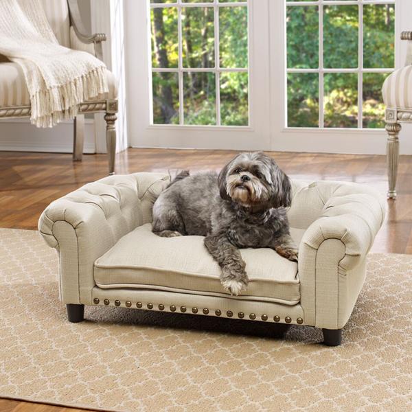 Felix Chien - Melbourne Tufted Dog Bed, $269.99 (http://www.felixchien.com/melbourne-tufted-dog-bed/)
