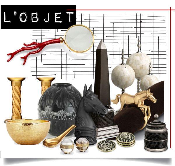 """L'Objet"" by vervetandhowler on Polyvore"