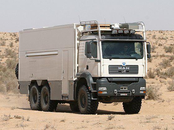 UNICAT EX70-HD / MAN TGA 6x6 | RV | Pinterest | Vehicle, Wheels and ...