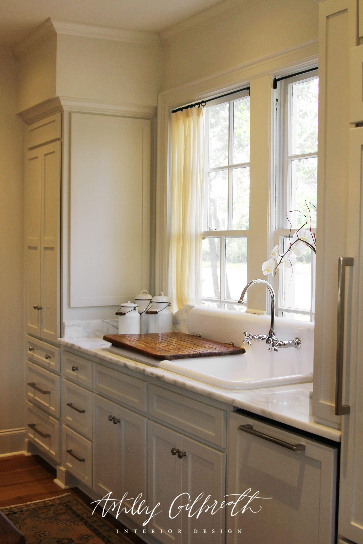 Good Ashley Gilbreath Interior Design: Montgomery, Alabama Kitchen Renovation