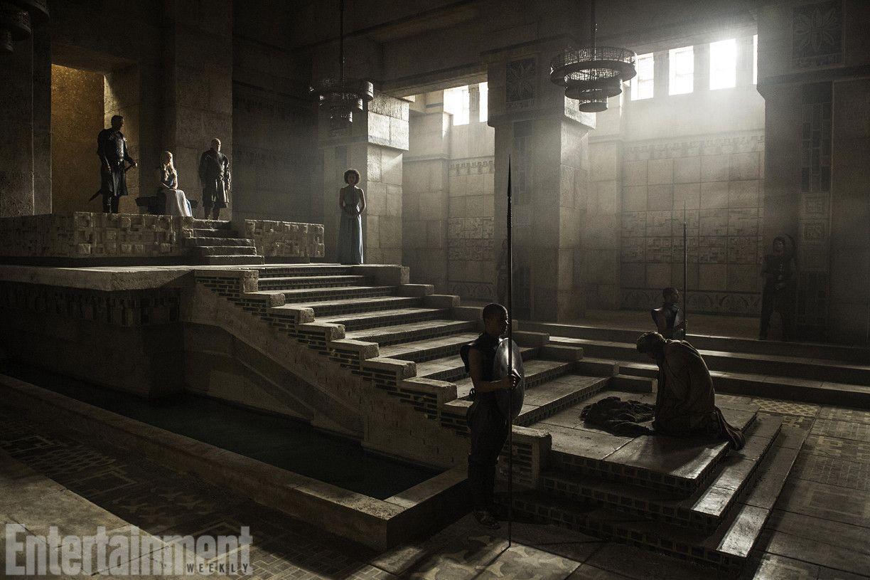 [Season 4 Spoiler] Meereen Throne Room Throne room